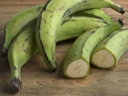 unripe plantain health benefits