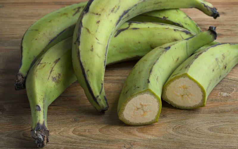 unripe plantain health benefits