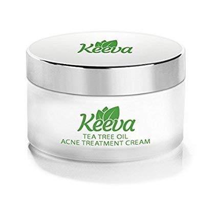 Keeva Organics Acne Treatment Cream