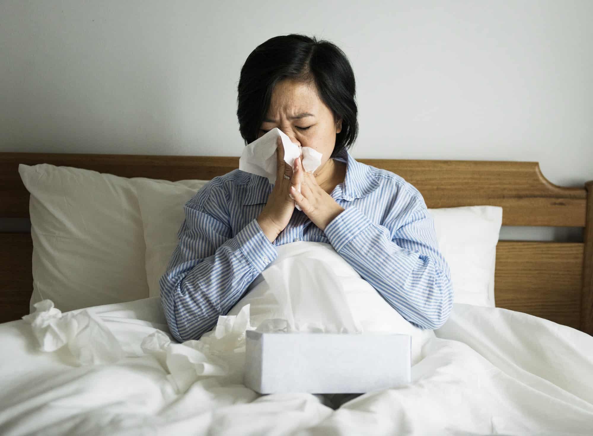sick cold