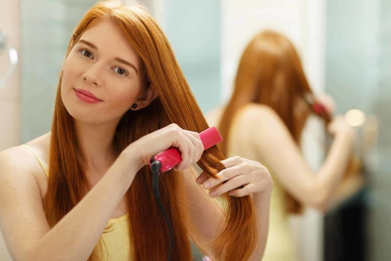 How to Get Silky Smooth Hair In One Day,