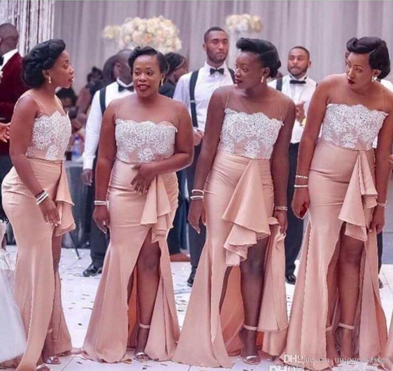 Beautiful bridesmaids ideas
