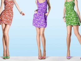 Fashion cheap summer sundresses
