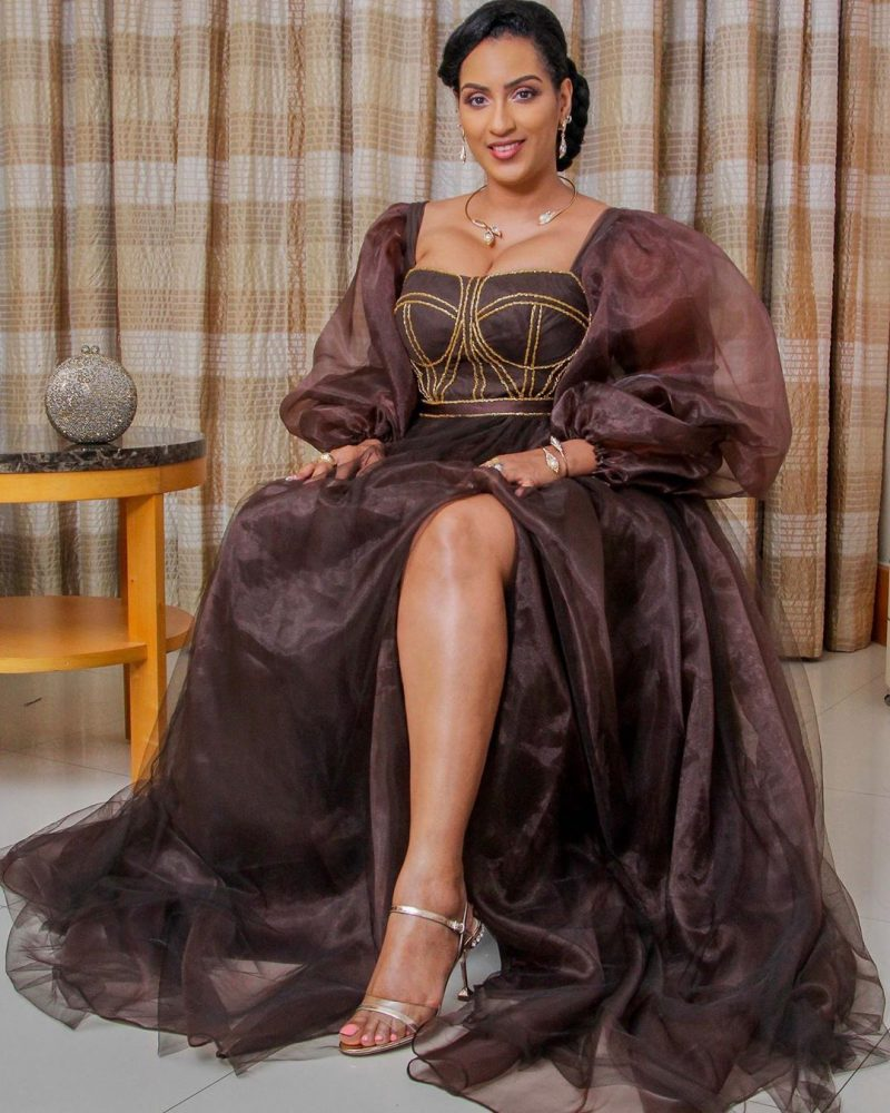 Thrive naija celebrity styles