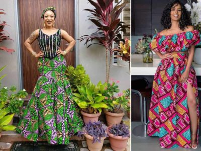 latest ankara skirt and blouse styles thrivenaija style