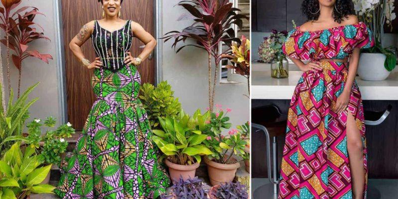 latest ankara skirt and blouse styles thrivenaija style