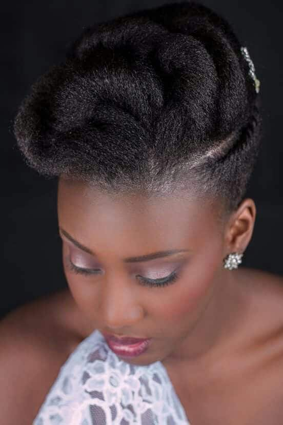 hairstyles for natural hair