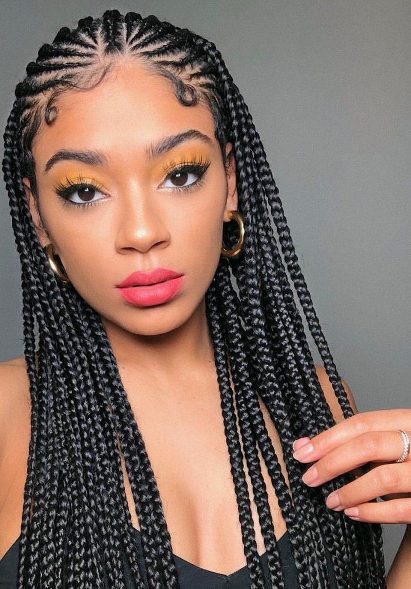 African braid