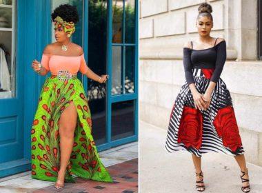 updated ankara skirt styles 2019