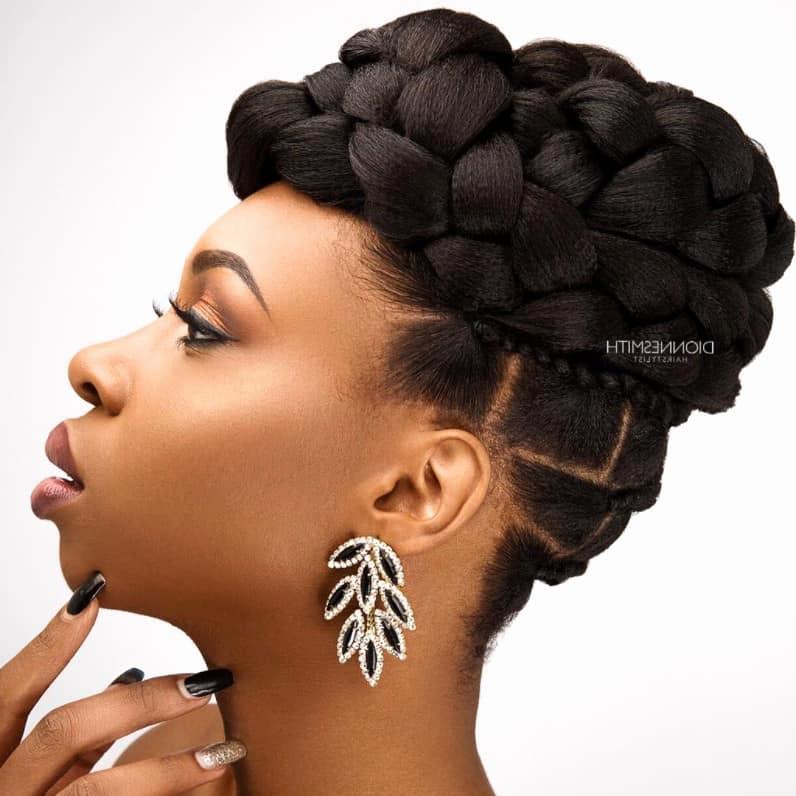 Natural hair hairstyles