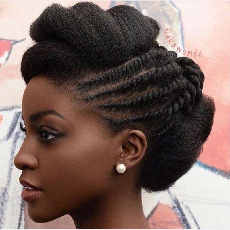 natural hair haistyles
