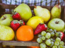 Low sugar Fruits basket
