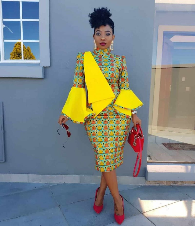 latest ankara fashion styles