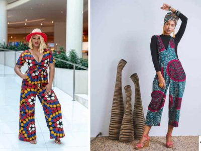 latest African jumpsuit ideas