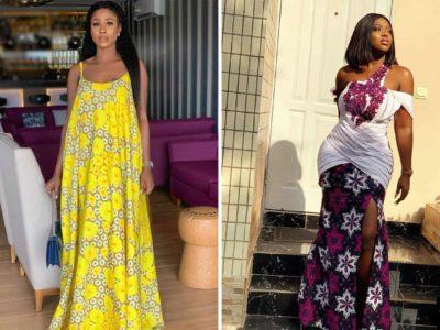 updated long ankara gown styles thrivenaija