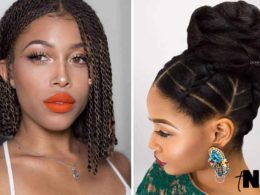 protective styling natural hairstyles