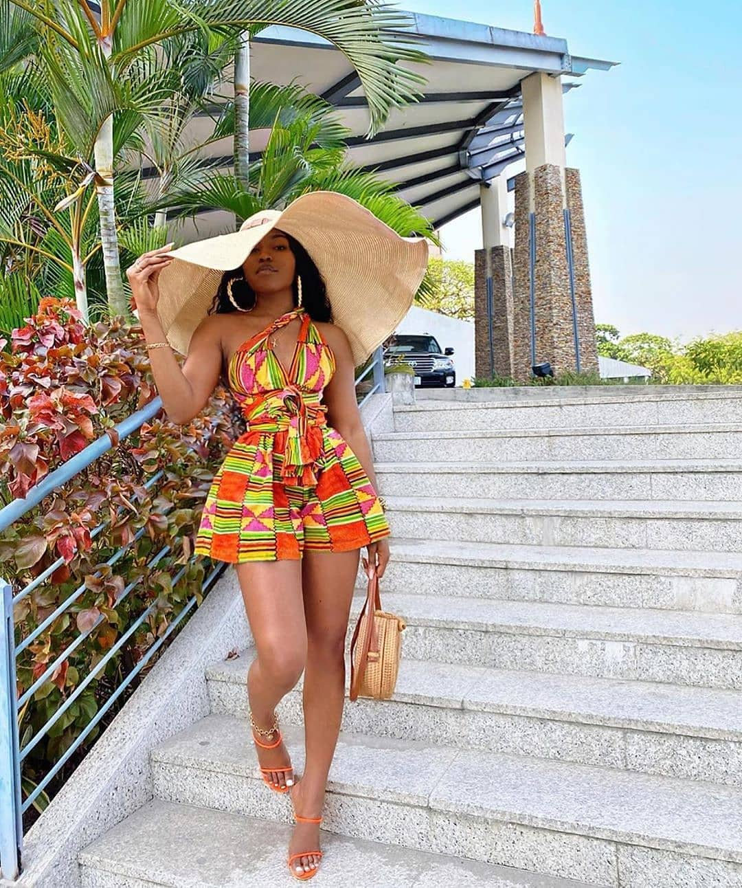 African Ankara Style