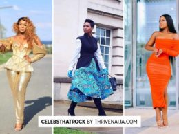 celebs that rock by thrivenaija