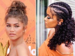 cute hairstyles that are easy to make