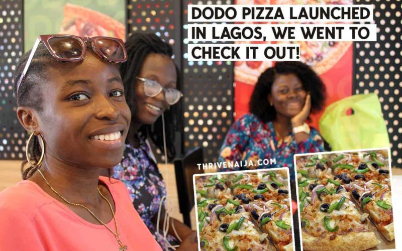 dodopizza launched in lagos, our review