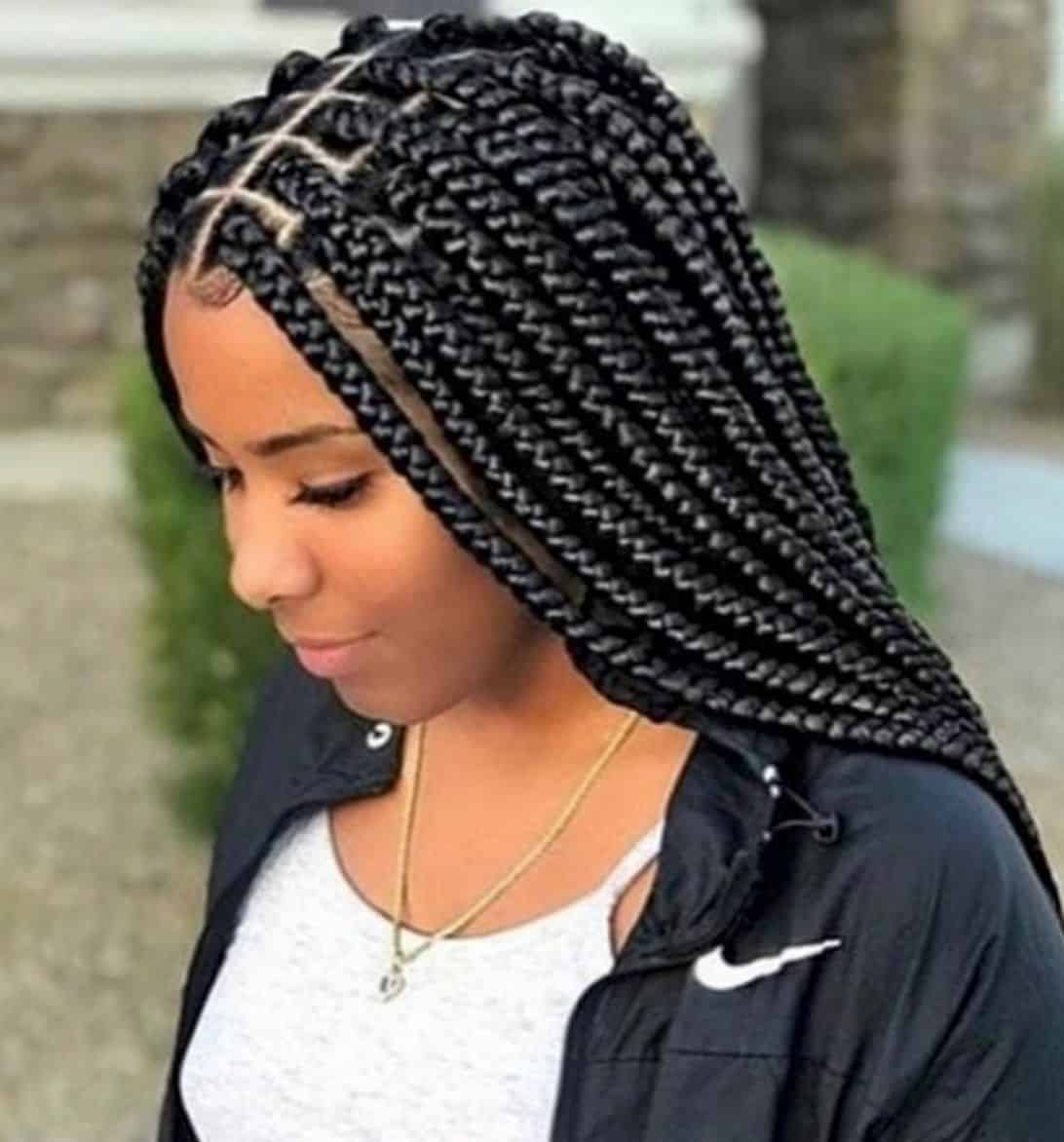 hairstyle for braid