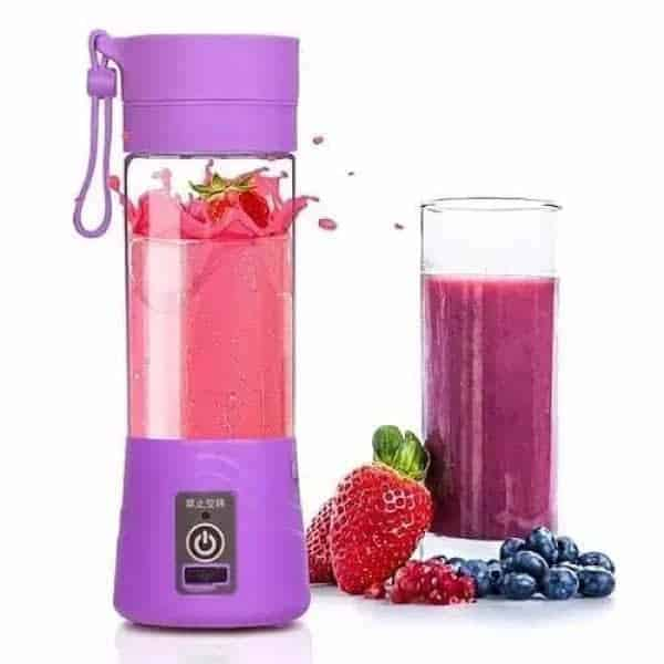 Sonik Portable Rechargeable USB Juice Blender