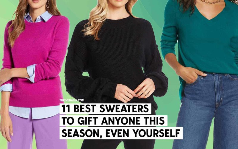 best sweaters to gift anyone