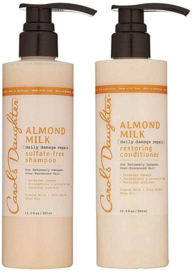 Carols Daughter Almond Milk Hair Care