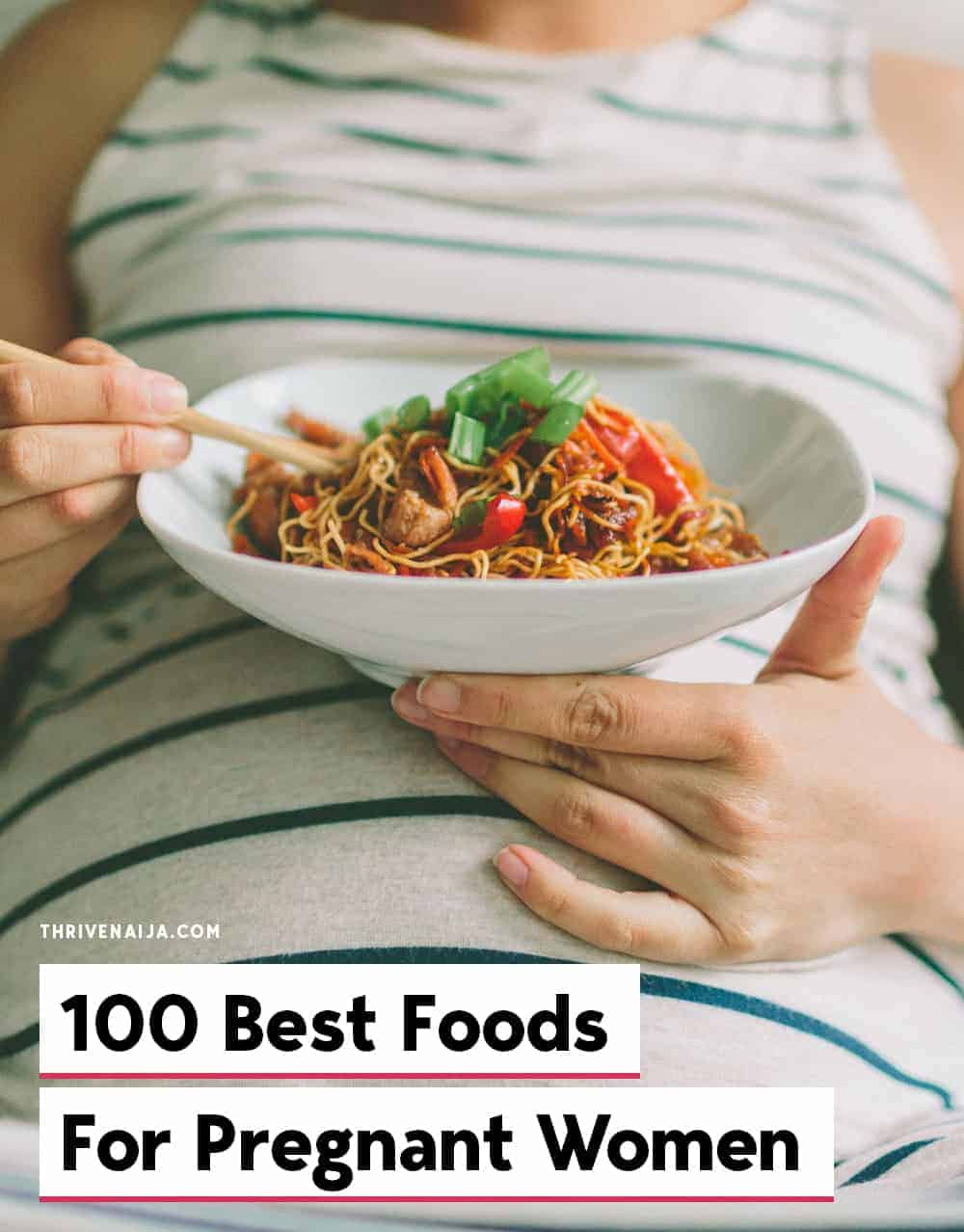 Best Foods For Pregnant Women