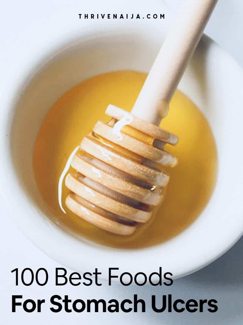 Best Foods For An Ulcer