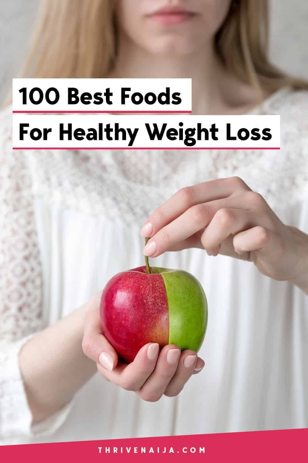 Best Foods For Healthy Weight Loss