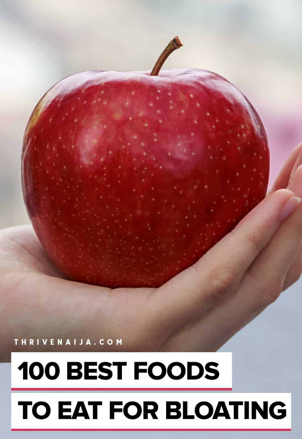 Best Foods For Bloating