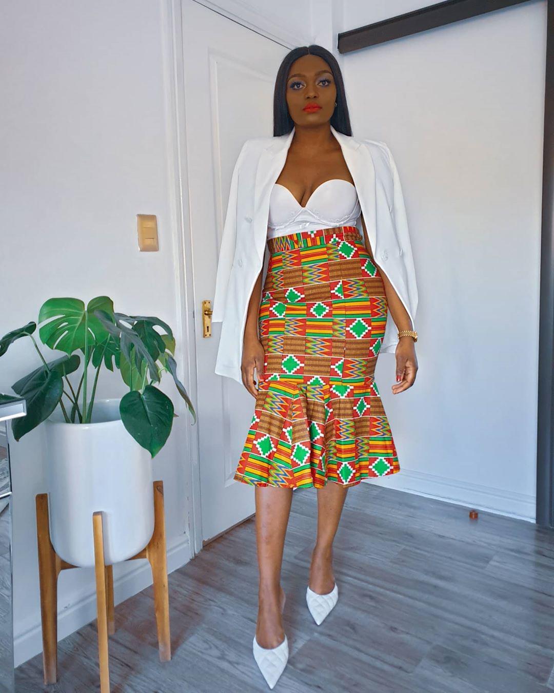 Ankara skirt you will love