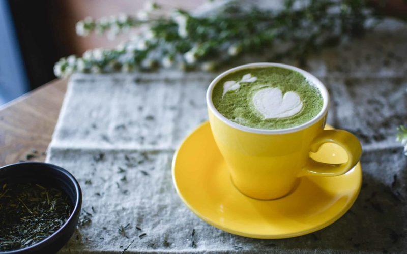 green tea recipes
