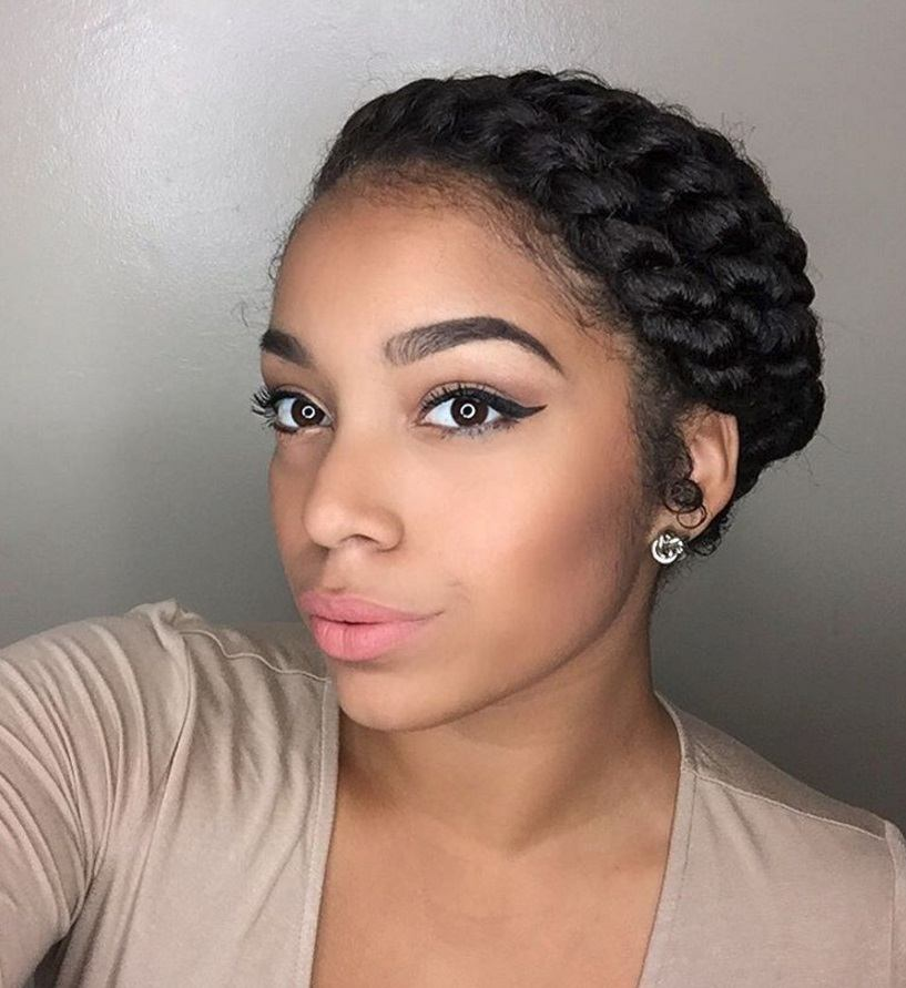 flat twist hairstyles for 2020