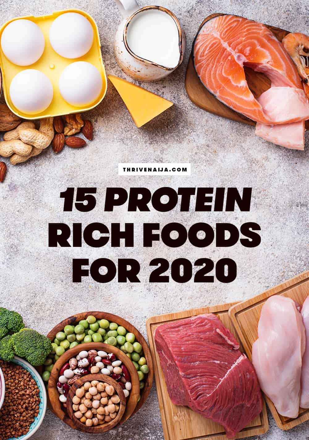 top protein rich foods
