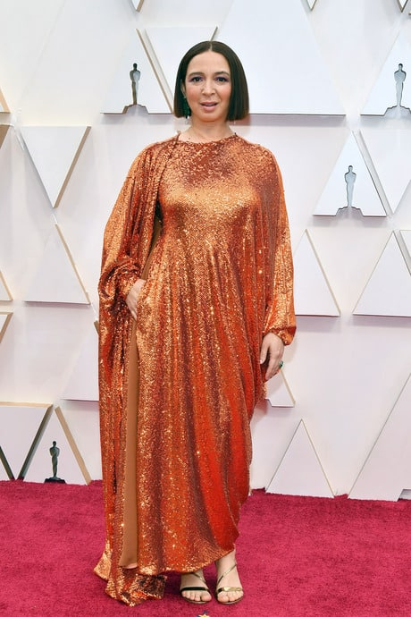 Maya Rudolph Outfit At The 92nd Oscars