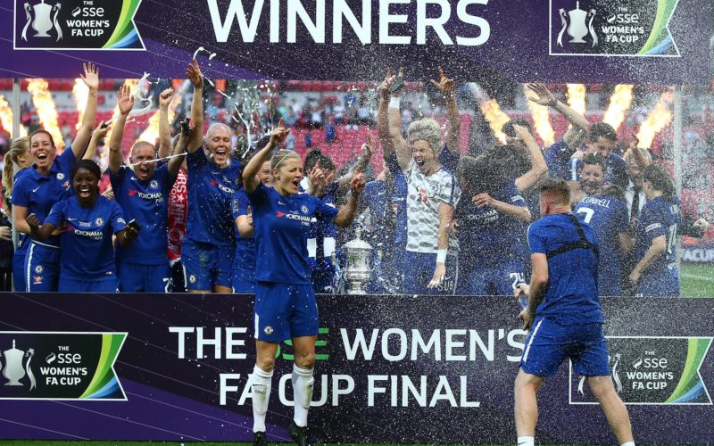 chelsea female players