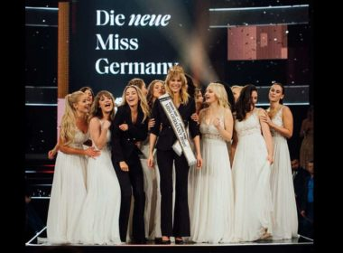 miss Germany pageant
