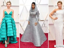 most beautiful gowns at the oscar ceremony