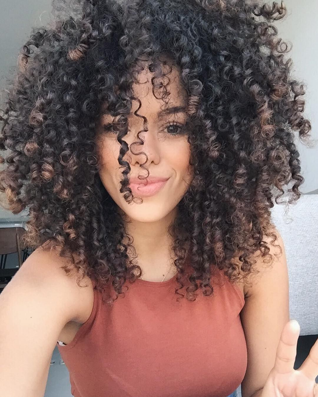 2c curly hairstyle