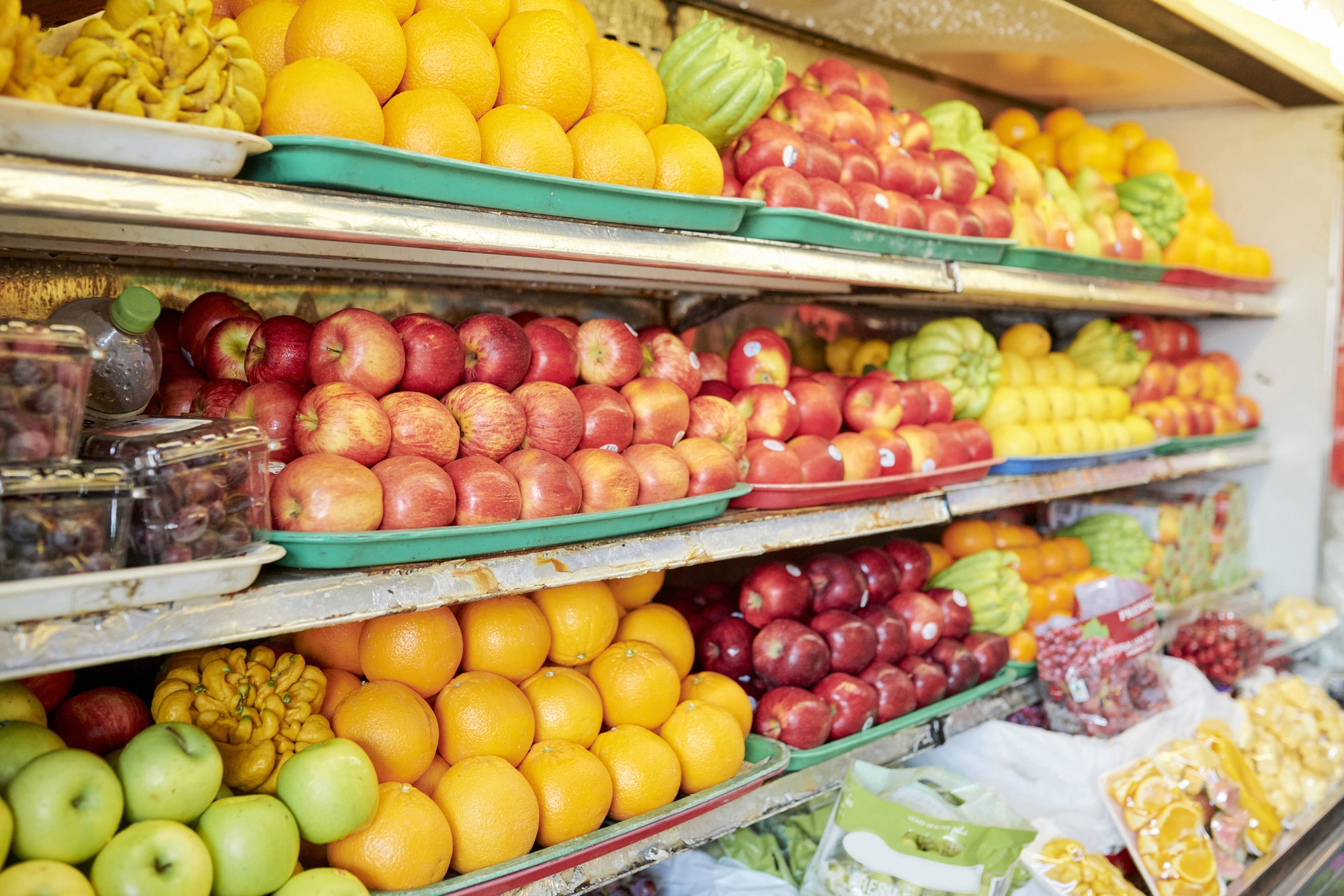 healthy foods supply