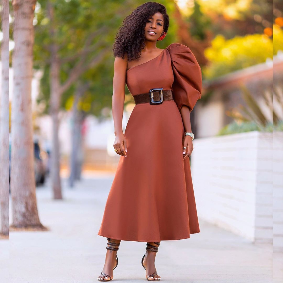 Folake Kuye (Stylepantry) Looks Fabulous In Her Enviable Personal Style
