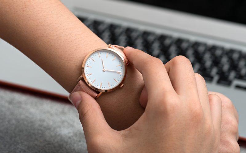choosing a wristwatch