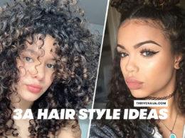 3a Hair Style Ideas