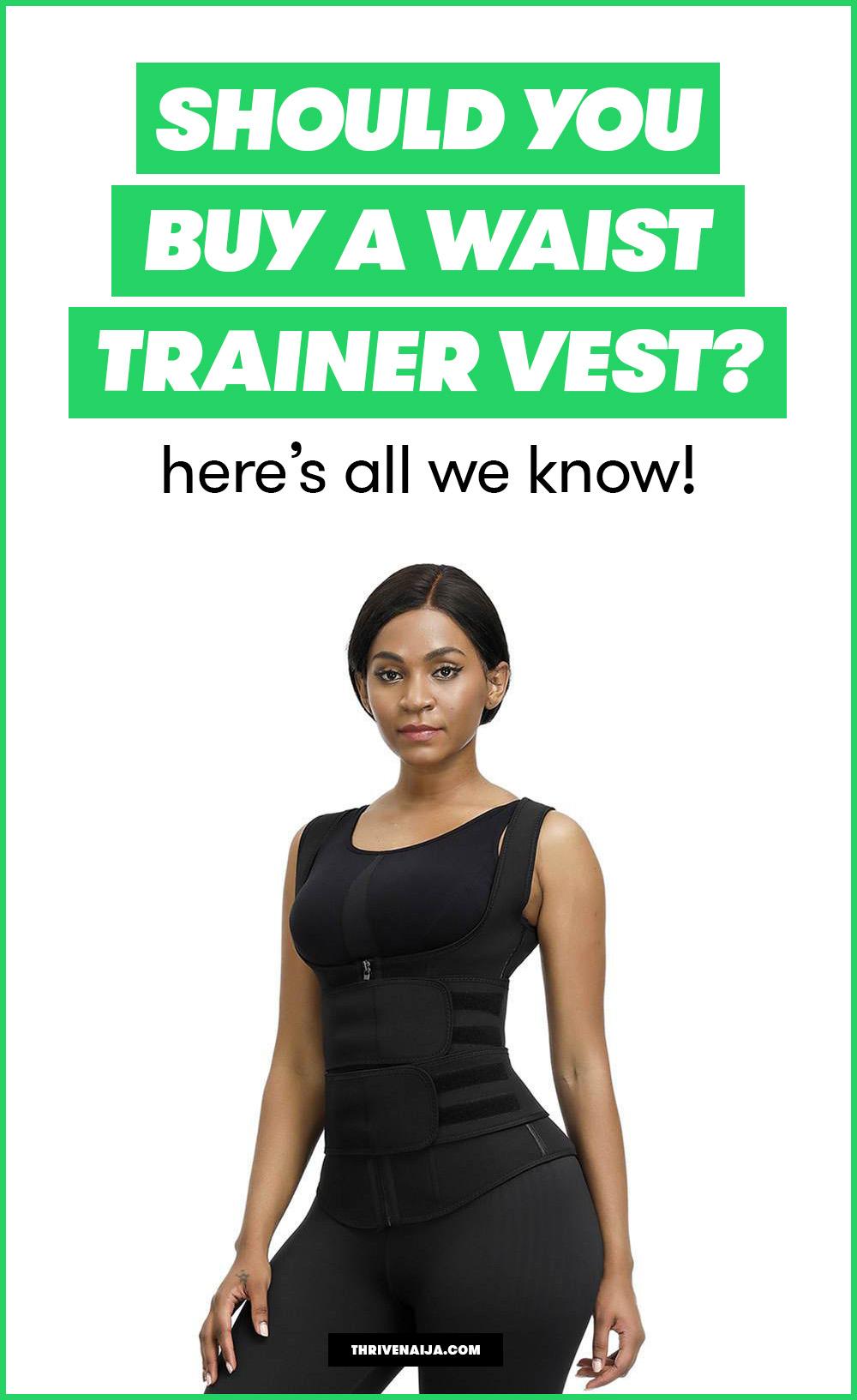 Should you buy a waist trainer vest?