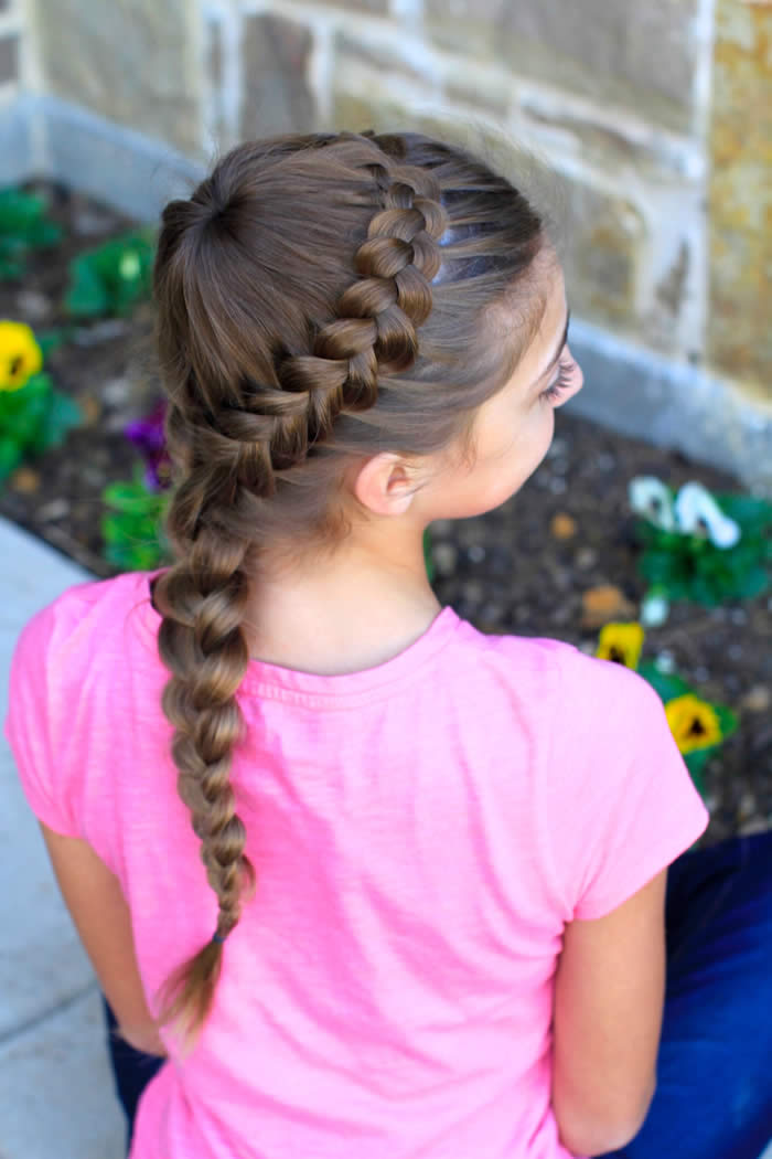 are 25 of our roundup beautiful french braids for 2020. 1.