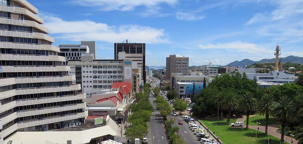 Windhoek / Namibia / Cheapest African Countries to Tour