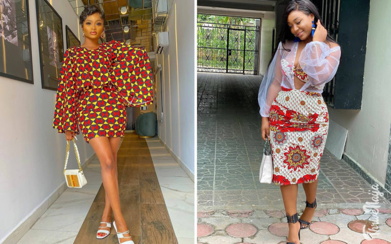 latest ankara styles for 2020 thrivenaija