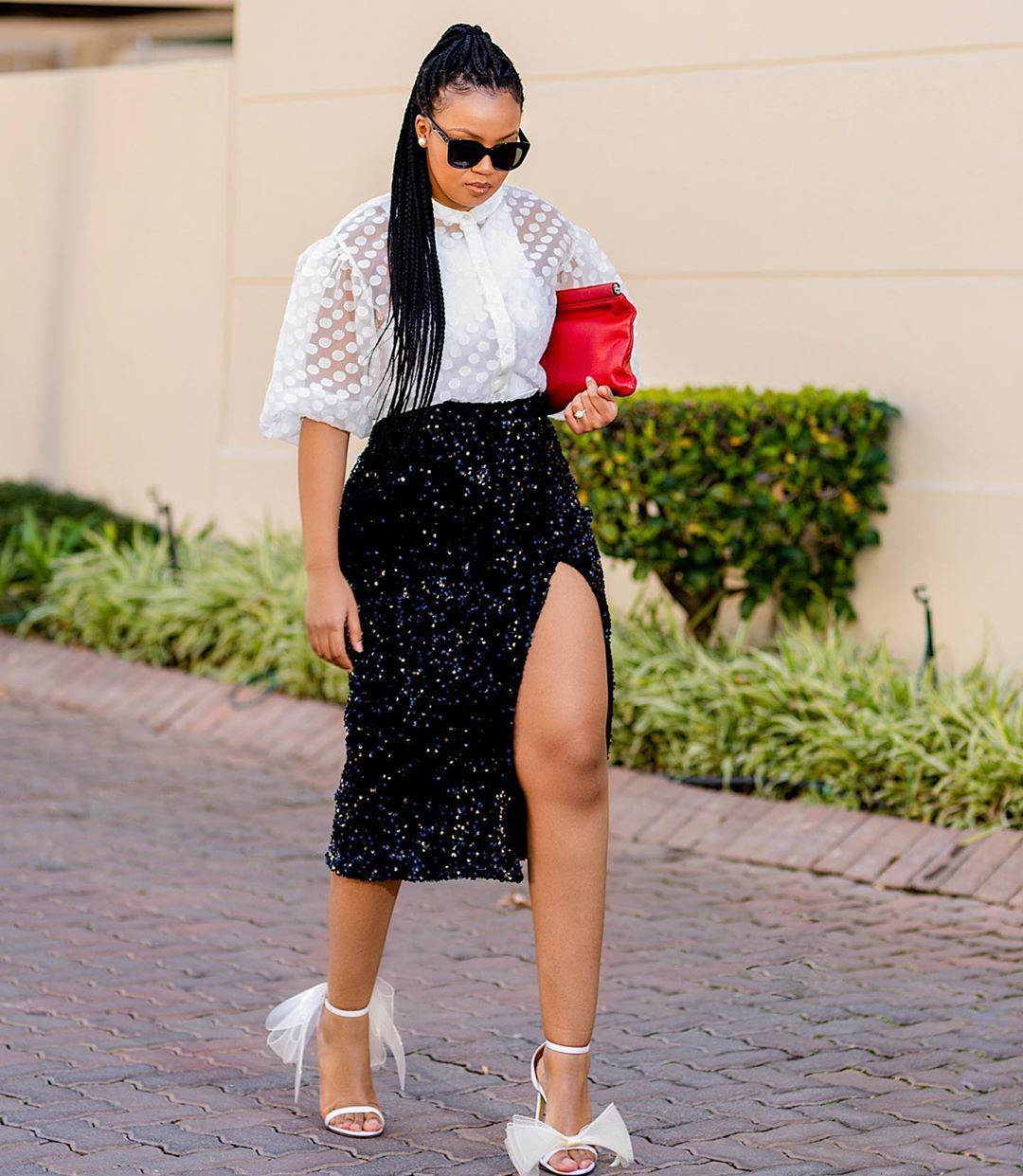 CelebThatRock Fashionable Look